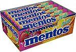 Mentos Rolls, Mixed Fruit, 1.32 Oz (Pack of 15) $5.52