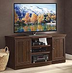 Whalen 70-Inch Furniture Arvilla TV Console $81.58 (orig. $218)