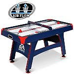 EA Sports 60 Inch Air Powered Hockey Table w/ Overhead Electronic Scorer $97 (Was $150) + Free Shipping