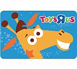 "Gift Card Sale: 2 x $25 Toys""R""Us Gift Card $40"