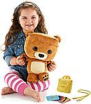 Fisher-Price Smart Interactive Bear Toy $40 (Org $100)