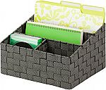 Honey-Can-Do OFC-03690 Mail and File Desk Organizer $4.45