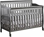 Dream On Me Ashton 5-in-1 Convertible Crib (Various Colors) $105 (Was $175) + Free Shipping