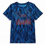 Under Armour Little Boy's Digital City Big Logo Tee $10 and more