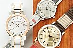 Burberry Watches Up to 54% Off