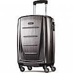 "Samsonite Winfield 2 Fashion HS Spinner 20"" - Charcoal $69.99"