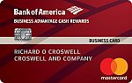 Bank of America® Business Advantage Cash Rewards Mastercard® credit card - Earn a $200 statement credit