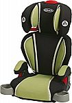 Graco Highback Turbobooster Car Seat, Go Green $29.99 (Prime member only)