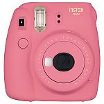 Fujifilm Instax Mini 9 Instant Camera, Open Box $36 + Free Shipping