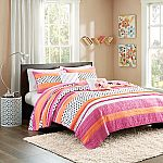 2-Day Bedding Sale: Select Coverlet Set, Comforter Set for $19.99