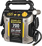 Stanley 'FatMax' 700-Amp Peak Jump Starter with Compressor $40