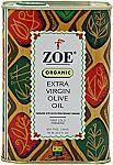 51-oz Zoe Organic Extra Virgin Olive Oil $19