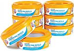Munchkin Diaper pail refil 2176 count $27.49 (43% Off)