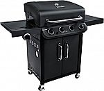 Char-Broil Performance 475 4-Burner Cabinet Gas Grill $155 (Org $270) and More