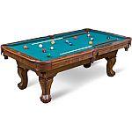 87-Inch Brighton Billiard Pool Table $250 (Save $150) & More