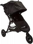 Baby Jogger 2016 City Mini GT Single Stroller $260 (orig. $345)