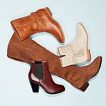 Frye Women and Men's Boots Up to 50% Off