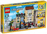 Lego Creator Park Street Townhouse 3-in-1 Set $29.99