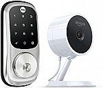 Amazon introduced Amazon Key In-Home Kit (indoor security camera & smart lock)