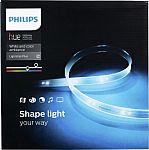 Philips Hue LightStrip Plus Dimmable LED Smart Light $49.98
