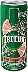 30-Pack of 8.45oz. Perrier Sparkling Natural Mineral Water From $11