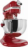 KitchenAid - KV25G0XER Professional 500 Series Stand Mixer $200