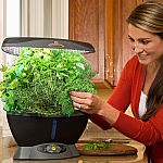 Home Depot - Up to 60% off Select Hydroponic Kits & Grow Lights - Miracle-Gro AeroGarden Starting System $79 (60% off) & More