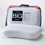 The Big One Gel Memory Foam Side Sleeper or Contour Pillow 2 for $21 + Free Shipping (Kohls Card Req'd)