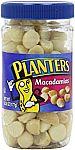 6.25-oz Planters Salted Macadamia Nuts $4