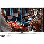 LG 65-inch Super UHD 4K HDR Smart LED TV - 65SJ9500 + $300 Dell Promo eGift Card $1399