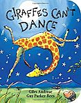 Giraffes Can't Dance Board book $2 (Org $7)