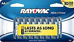 Rayovac Batteris from $2.49 (50% -60% Off)