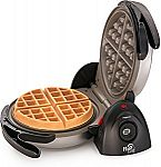 Presto 03510 Ceramic FlipSide Belgian Waffle Maker $30