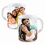 11oz Photo Mugs $8 (Free store pickup)