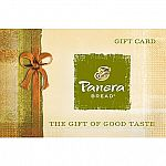 $50 Panera Bread Gift Card $40 (Email Delivery)