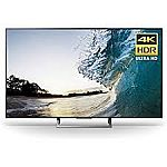 "Sony 65"" Class 4K (2160P) Smart LED TV (XBR65X850E) $1,198"