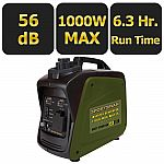 (1 Day only) Sportsman 1,000-Watt Gasoline Powered Digital Inverter Generator $149 (Save $200)
