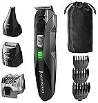 8-Piece Remington All-in-1 Lithium Powered Grooming Kit $11