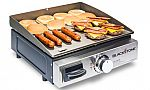 "Blackstone 17"" Table Top Griddle $60, Blackstone 28"" Outdoor Griddle Cooking Station with Base $112"