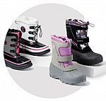 Kids Sporto Snow Boots $19.97 (Org $60)