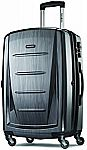 """Samsonite Luggage 24"""" Winfield 2 Fashion HS Spinner, $56 or Get 3-pc set for $190"""