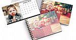 4x8 Desk Calendar or 4×6 Photo Printbook for $3