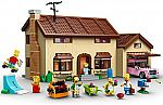 LEGO Simpsons 71006 The Simpsons House $160 (Save $40)