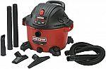 Craftsman 12 Gallon 5.0 Peak HP Wet/Dry Vacuum $40 (Was $90)