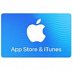 $50 App Store & iTunes Gift Cards $42.50 and more