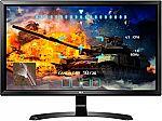 "LG 27UD58P-B 27"" 4K Ultra HD IPS Free-Sync LED Gaming Monitor $265"
