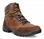 Today Only! ECCO Men Xpedition III Mid GTX $100 (Org $230),  Womens Trace Tie $100 (Org $250)
