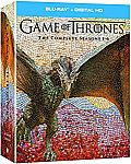 Game of Thrones: The Complete Seasons 1-6 $69.99