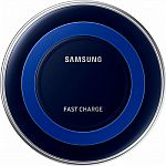 Samsung Qi Certified Fast Charge Wireless Charger (Universally compatible with all Qi enabled phones) $25 (Save 50%)