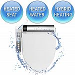 bioBidet Bliss Bidet Seat Sale: (up to 43% Off at Home Depot)